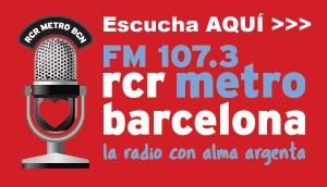 RCR Metro Barcelona Radio