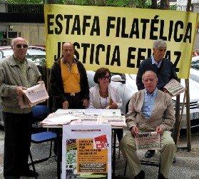 Los afectados del caso AFINSA-FORUM FILATÉLICO alcanzan más de medio millón.