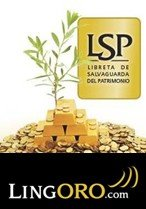 Lanzan la primera libreta de ahorros en oro