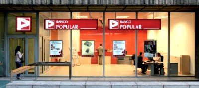 El Banco Popular gana 170 millones en el primer semestre