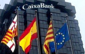 CaixaBank obtiene un beneficio atribuido de 408 millones