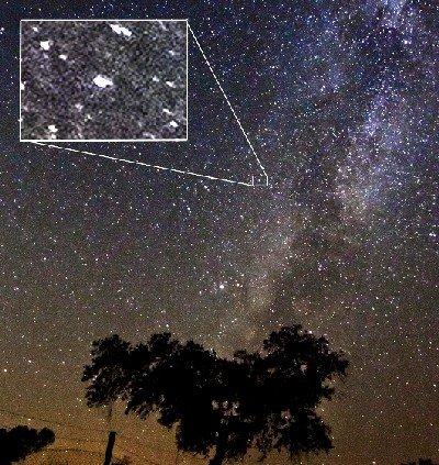 Una pyme española fotografía un acontecimiento astronómico único en el mundo: la aparición de una estrella en el cielo