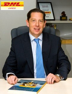 Nicol�s Mouze, Director de Marketing y Ventas de DHL Express Iberia.
