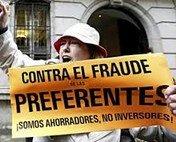 El caso de las preferentes de Bankia lleva demasiadas cornadas en los juzgados, que van dando sistemáticamente la razón a los afectados por lo que ya está demostrado que fue un fraude consumado.