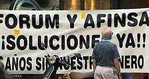 Los Afectados por FORUM y AFINSA claman justicia al ministro Ruíz Gallardón