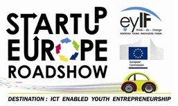 Arranca la Gira Europea de Startups