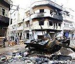 Naciones Unidas y sus socios envían ayuda a la sitiada ciudad siria de Homs