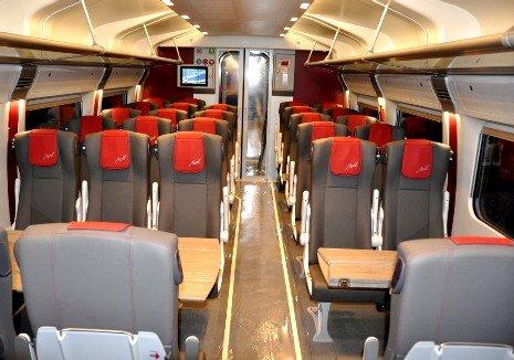"""Talgo """"Avril"""", el nuevo tren que revoluciona la """"Alta Velocidad"""""""