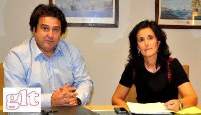 Cristina y Mikel Orbea, fundadores de GTL.
