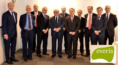 Ernesto Zedillo, Álvaro Uribe, Eugenio Galdón y Tristan Garel - Jones nuevos miembros del Consejo Asesor de everis