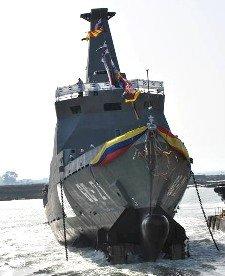 España entregará Séptimo buque de Navantia para Venezuela