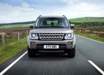 El Land Rover Discovery 15MY se actualiza con nuevo equipamiento