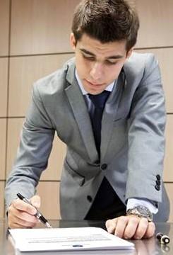 En la foto, Dídac Sánchez, candidato a presidir la Cambra de Comerç de Barcelona.