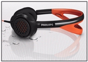 Nuevos auriculares deportivos de Philips