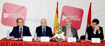 Banco popular abre oficina en casablanca el mundo financiero - Banco popular oficinas madrid ...