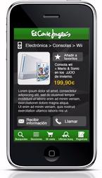 El Corte Inglés logra en un mes 60.000 descargas de su nueva 'app' para hacer la compra en el súper