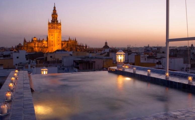 Aire de sevilla se renueva en su d cimo aniversario el mundo financiero - Mejor spa sevilla ...