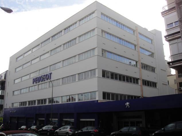 Un moderno nuevo centro