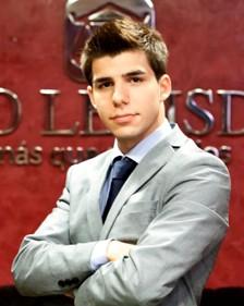 Didac Sánchez, con tan solo 22 años, candidato a presidir la Cámara de Comercio de Barcelona.