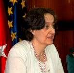 Blanca Juárez, nueva alcaldesa de San Lorenzo de El Escorial