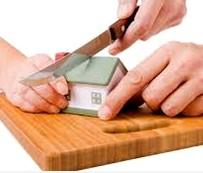 ¿Qué hacer con la vivienda en caso de divorcio?