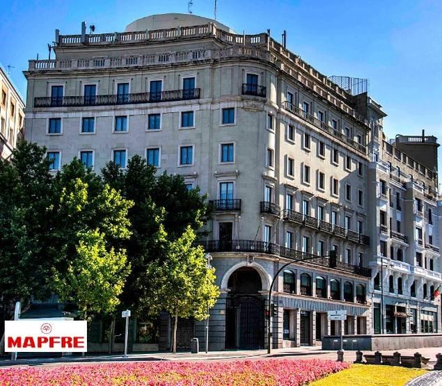 mapfre adquiere un nuevo edificio emblem tico en madrid