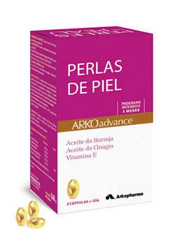 Arkoadvance Perlas de Piel, la nueva propuesta para cuidar la piel desde el interior de Laboratorios Arkopharma