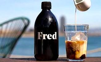 Nace Fred, el nuevo café frío que lidera la tendencia del cold brew