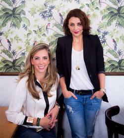 Eliza y Johanna, las creadoras de El Velázquez 17.