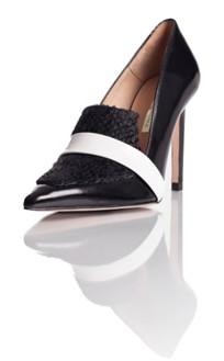 Hannibal Laguna presenta su nueva línea Shoes & Accesories en Fashion Week Madrid