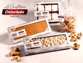 La Confitería Delaviuda prepara novedades para las próximas Navidades