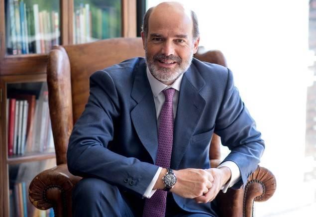 Íñigo Manso, presidente de Élite Business Club.