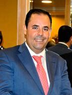 El coordinador de la obra, Carlos Uriarte.
