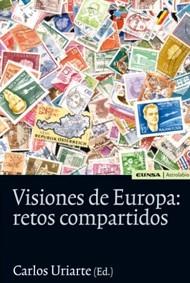 """Positivo impacto del libro """"Visiones de Europa: retos compartidos"""", de Carlos Uriarte"""