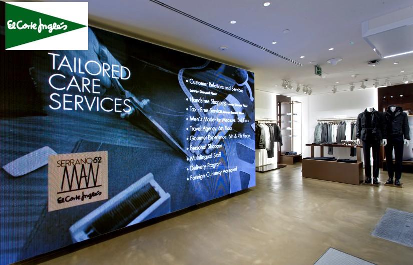 La nueva tienda incluye una planta de zapatería con las mejores firmas y  otra dedicada a accesorios ff98f7ef588