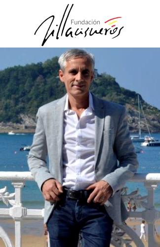 El autor, Jaime Retana.