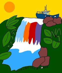 """-""""E la nave va...""""-"""