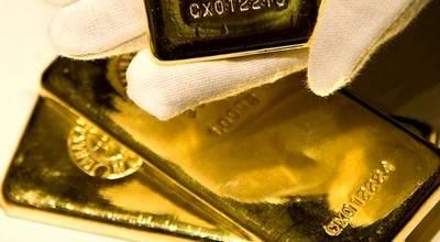 Oro, el refugio ante la ca�da del crudo y la renta variable
