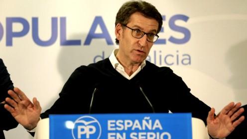 En éste caso, la corrupción afectaría al PP de Galicia.