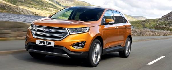 Ford trae a Europa el Nuevo Ford Edge Para Completar la Gama SUV y AWD