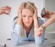 El estrés laboral disminuye el rendimiento y la atención del trabajador a la mitad de sus capacidades