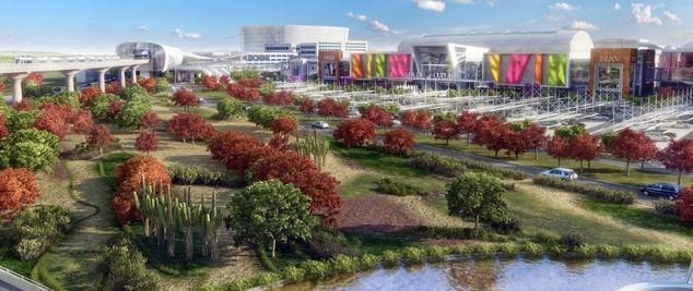 El centro comercial de alto standing Mall of Qatar atrae ya grandes nombres de marcas españolas