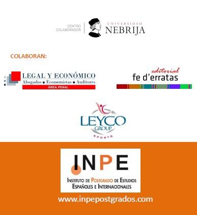 INPE organiza un Curso de Prevención Penal en el Deporte