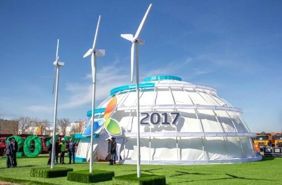 EXPO Astana 2017: La expo de la energía