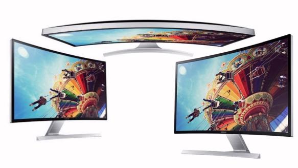 La gama de monitores curvos de Samsung supera el millón de unidades vendidas