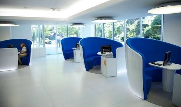 La banca anticipa nuevos despidos por la digitalizaci n de for Oficinas telefonica