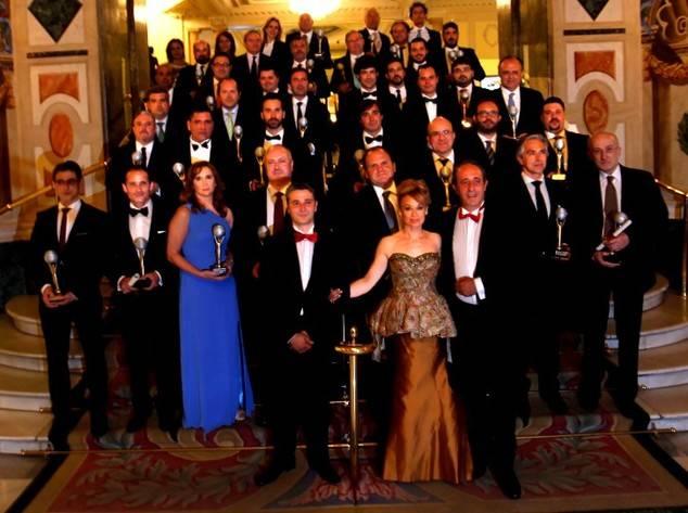 """Entregados los premios 2016 de """"El Suplemento"""""""