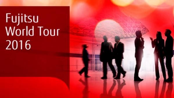 """""""Fujitsu World Tour 2016"""" muestra la más sofisticada propuesta tecnológica de transformación digital en vivo"""