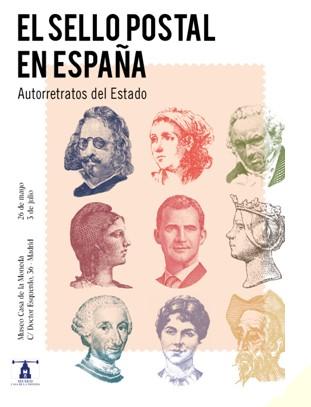 """Inauguración de la exposición """"El Sello Postal en España. Autorretratos del Estado"""""""