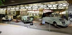 Museo de la Aventura Peugeot, una mirada al pasado